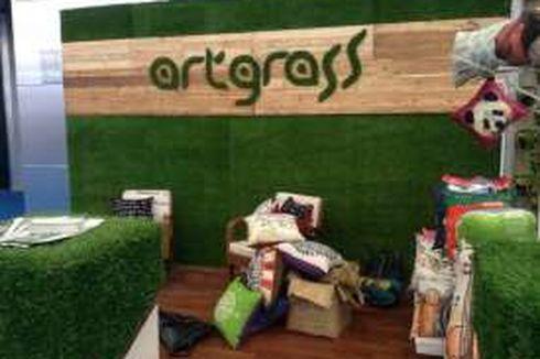 Rumput Sintetis Alternatif Pengganti Karpet