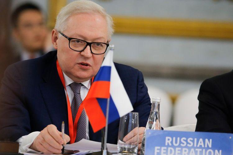 Wakil Menteri Luar Negeri Rusia Sergei Ryabkov.