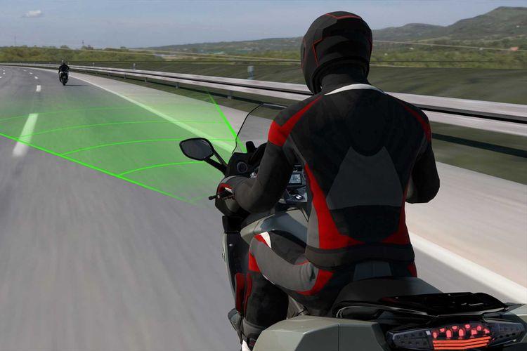 Teknologi cruise control pada motor BMW