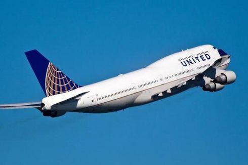 Penumpang Ribut dengan Kru Kabin, United Airlines Kembali ke Beijing