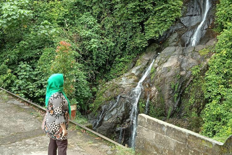Air Terjun Kelok Jariang, salah satu objek wisata yang dibuka saat Libur Lebaran 2021