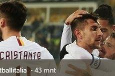 Hasil Coppa Italia - AS Roma Bungkam Parma, 8 Tim Komplit ke Perempat Final
