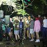 Berpesta di Hutan Semalam Suntuk, 500 Orang Digerebek Polisi