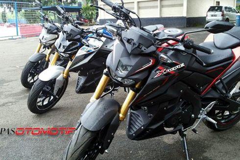 Pedagang Motor Bekas Mengaku Sulit Jual Yamaha Xabre
