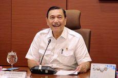 Luhut, Airlangga, dan Yasonna Terima Bintang Mahaputera dari Jokowi
