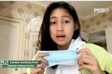 Pengakuan Pemain Timnas U16 Indonesia Jadi Penggemar Zahra Muzdalifah