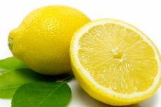Lemon Bantu Redakan Stres Lebih Baik dari Xanax