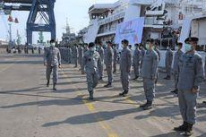 Pastikan Penegakkan Hukum di Zona Maritim, Bakamla Gelar Operasi Cegah Tangkal