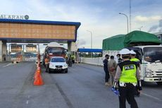 Meski Tak Ada Puncak Arus Mudik, Penyekatan Kendaraan Makin Diperketat