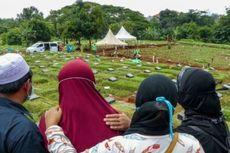 439 Jenazah Dimakamkan dengan Protokol Covid-19 Selama PSBB Transisi di Jakarta