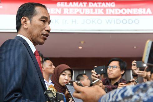 Ditanya Keberatan KPK tentang RKUHP, Ini Kata Jokowi