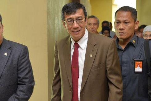 Menkumham Serahkan Kasus Denny Indrayana kepada Kepolisian