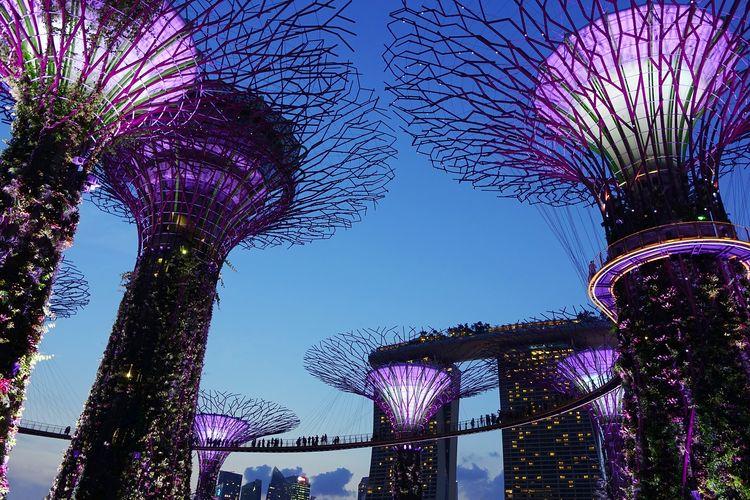 Garden By The Bay, Singapura