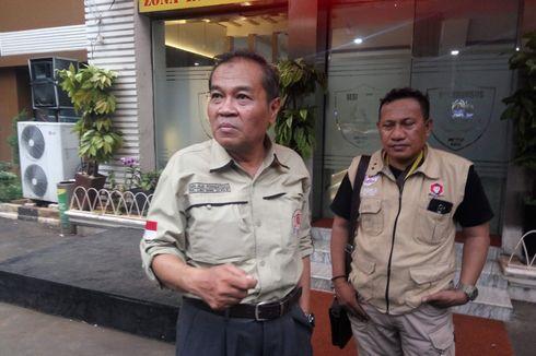 Usai Ditetapkan Tersangka, Polisi Bawa Jonru ke Rumahnya