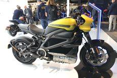 Wujud Motor Listrik Harley-Davidson yang Hadir di EICMA 2019