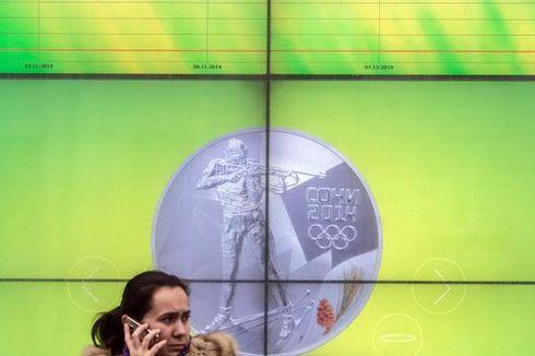 Rubel Makin Rontok Setelah Bank Sentral Rusia Naikkan Tinggi Suku Bunga Acuan