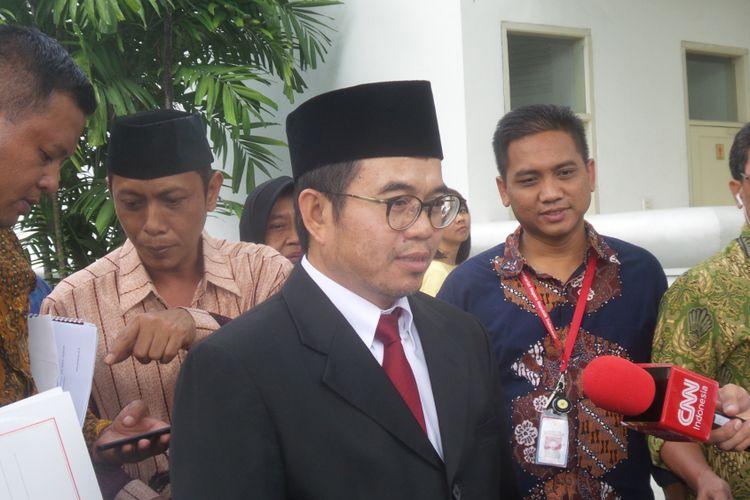 Eksekutif Unit Kerja Presiden Pembinaan Ideologi Pancasila Yudi Latif.