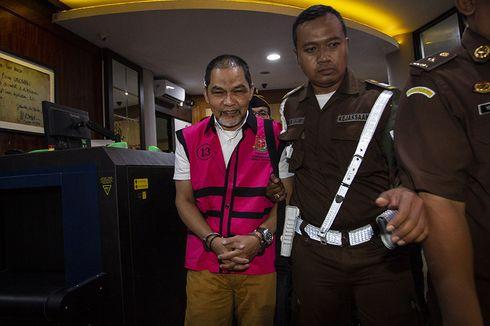 Kejagung Angkut 2 Kendaraan dan Aset Lainnya Milik Tersangka Kasus Jiwasraya, Syahmirwan