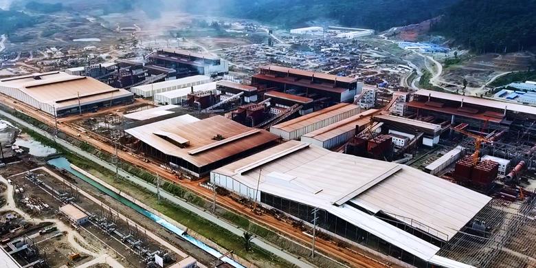 Kawasan Indonesia Weda Bay Industrial Park (IWIP)