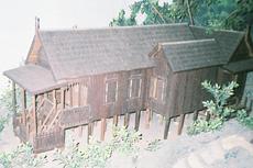 Rumah Palimbangan, Rumah Tradisional Kalimantan Selatan
