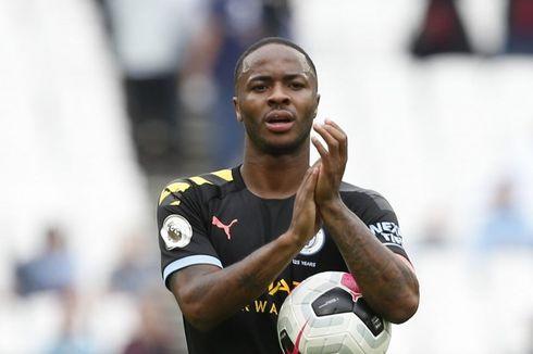 Man City Vs Tottenham, Pep Dukung Sterling Cetak 30 Gol dalam Semusim