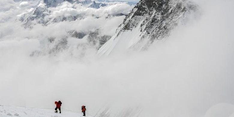Sherpa di Everest