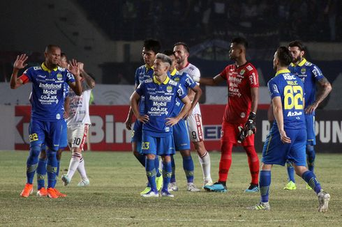 Head to Head Bali United Vs Persib Bandung, Tuan Rumah di Atas Angin
