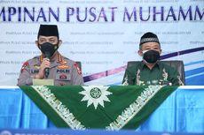Bertemu Kapolri Listyo Sigit, PP Muhammadiyah: Polri Sudah Dianggap sebagai Keluarga