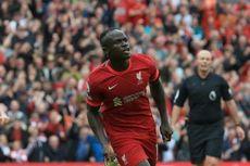Sadio Mane, Mimpi Buruk Crystal Palace dan Kisah 100 Gol bagi Liverpool
