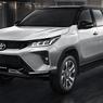 Bocor Gambar Emblem Toyota Fortuner 2.800 cc, Kapan Masuk Indonesia?