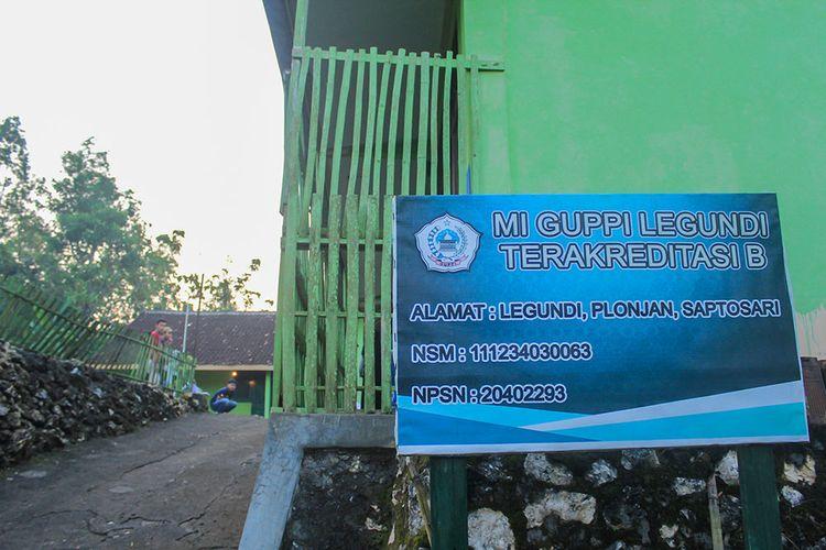 MIS Guppi Legundi, Gunungkidul, Yogyakarta