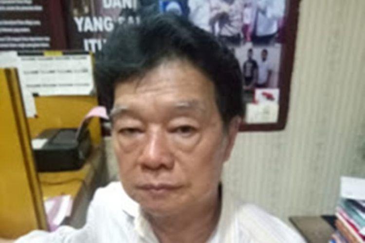 Pemilik perusahaan PT Kiat Unggul berinitial IDR yang memproduksi perakitan mancis di Desa Sambirejo Kecamatan Binjai Kabupaten Langkat diringkus polisi Binjai.