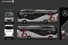 Karoseri Tentrem Sebar Konsep Bus Medium Lewat Kontes Desain