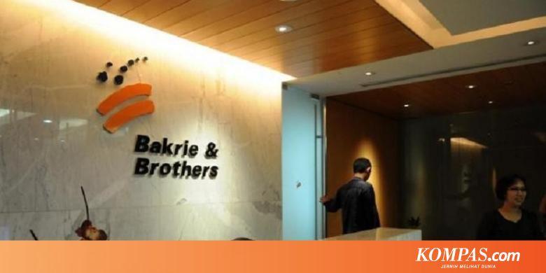 BNBR Bakrie & Brothers Catat Laba, Ini Kata Anindya