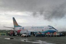Kemenhub Sarankan Anak Merpati Fokus ke Penerbangan