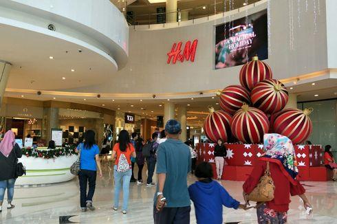 Tanggal Merah, Pusat Perbelanjaan Diserbu Masyarakat
