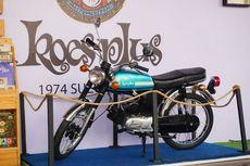 Suzuki Jamin Suku Cadang untuk Pemilik Motor Lawas