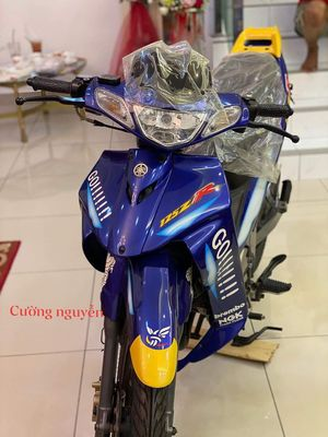 Yamaha 125ZR Go! Edition