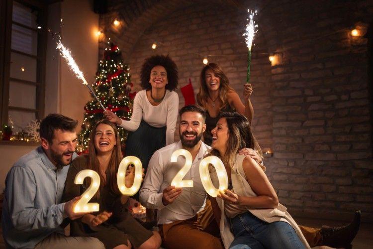 Simak 3 Tips Perayaan Tahun Baru di Rumah