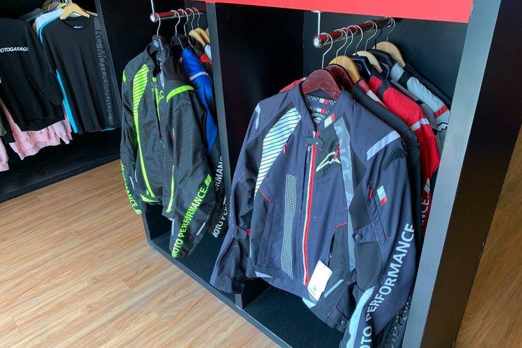Jaket Motor di RC Motogarage