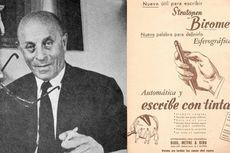 Profil Penemu Pulpen: Laszlo Biro