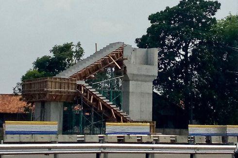 Ada Pemasangan Girder, Tol Jakarta-Tangerang Ditutup 25 Menit