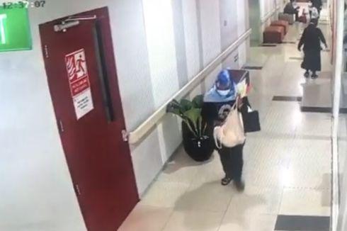 Pencuri Gasak Dua Handphone dan Uang Rp 6 Juta, Korban Merasa Dihipnotis