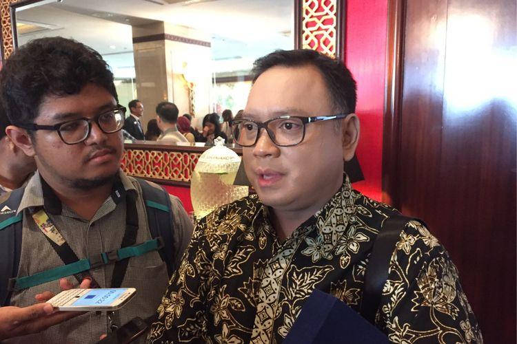 Dewan Penasihat Asosiasi E-Commerce Indonesia Daniel Tumiwa