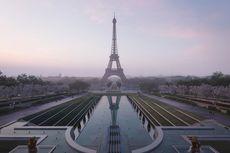 Jelang Olimpiade Paris 2024, Area Menara Eiffel Dirancang Ulang