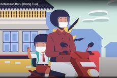Orangtua, Ini Video Langkah Sehat Anak Sekolah dari Kemendikbud