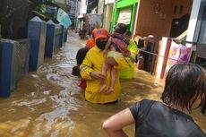 Pimpinan DPRD DKI Minta Pemprov Lebih Berkomitmen Tangani Banjir