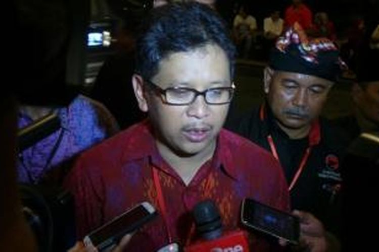 Plt Sekretaris Jenderal PDI Perjuangan Hasto Kristiyanto