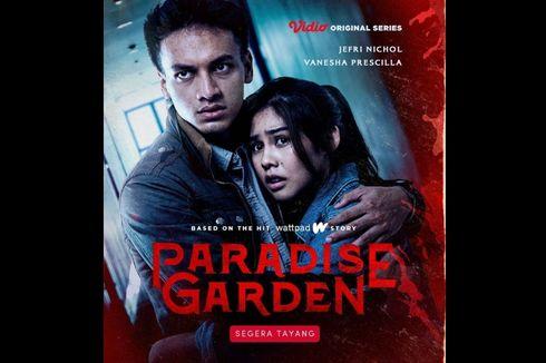 Adegan Tersulit Jefri Nichol dan Vanesha Prescilla dalam Paradise Garden