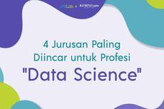 Data Scientist Jadi Profesi Menjanjikan, Ini Pilihan Jurusan Kuliahnya